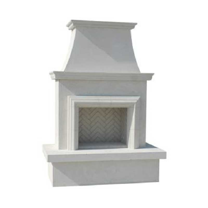 Contractors Model With Moulding, American Fire Designs, Grills, Miami FL