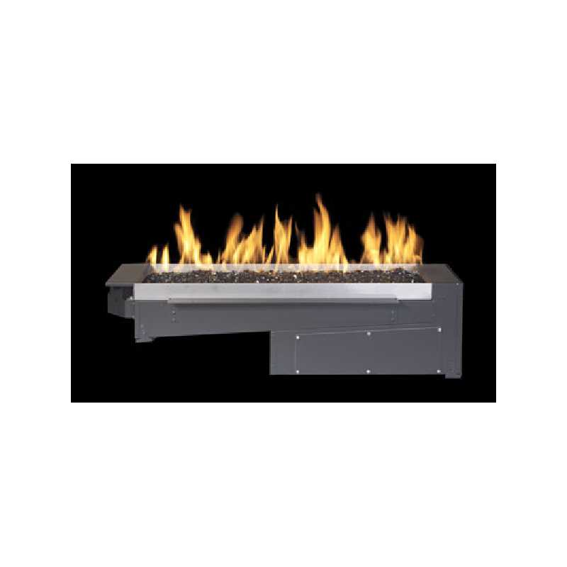 Pto30 Outdoor Gas Burner, Outdoor Fireplaces, Grills, Miami FL