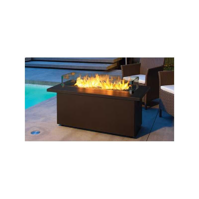 Pto30cft Outdoor Gas Firetable, Outdoor Fireplaces, Grills, Miami FL