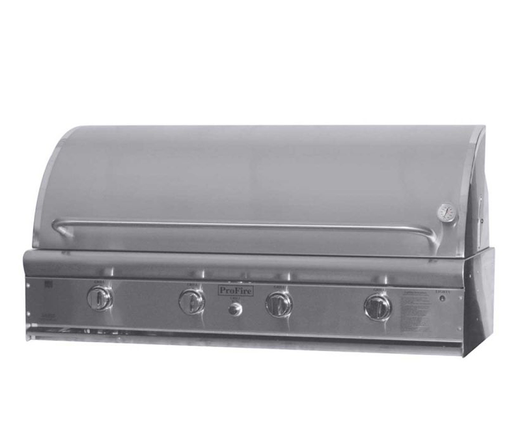 PFDLX Series 48″ Stainless Steel Grill Head Miami FL