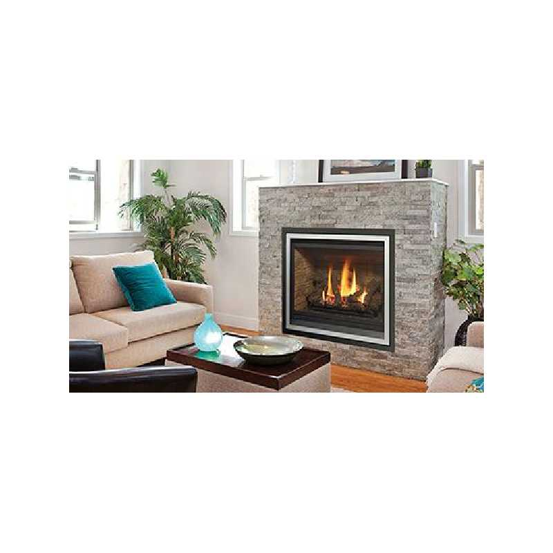 B36xte Gas Fireplace, Traditional Gas Fireplaces, Grills, Miami FL