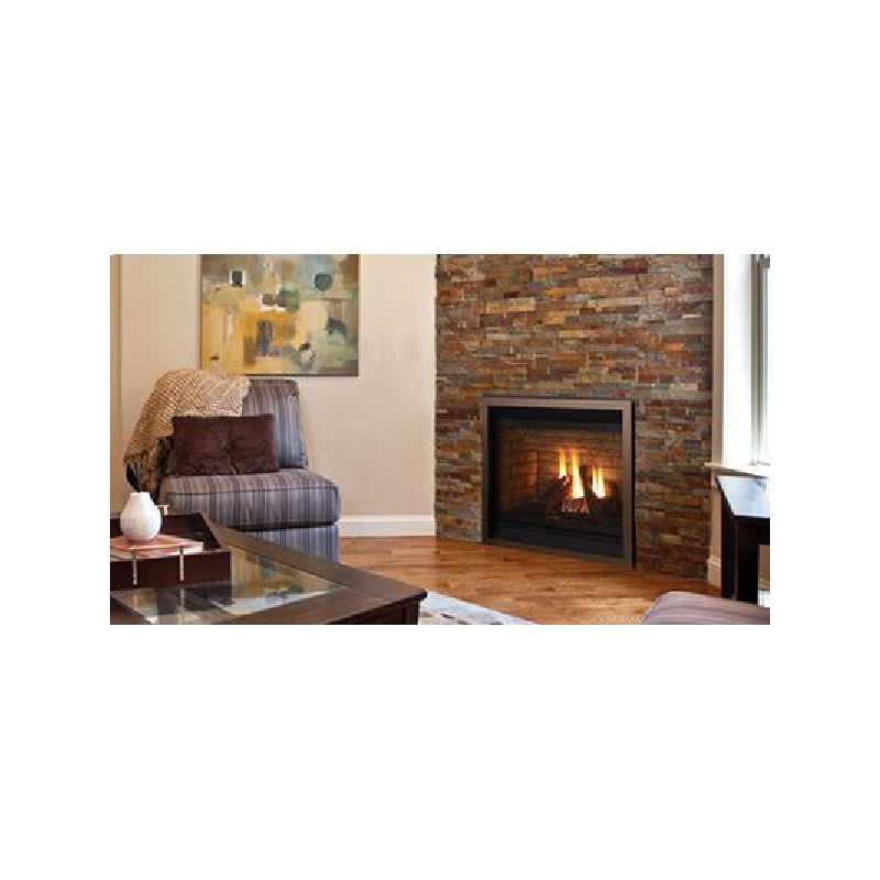 P33 Gas Fireplace, Traditional Gas Fireplaces, Grills, Miami FL