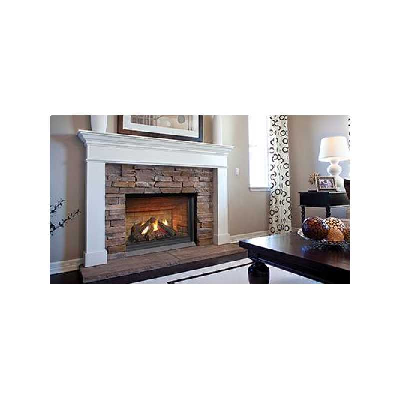 P33ce Gas Fireplace, Traditional Gas Fireplaces, Grills, Miami FL